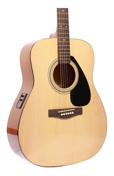 Guitarra Electroacustica Folk Yamaha Fx-310 A Il Envio Grat.