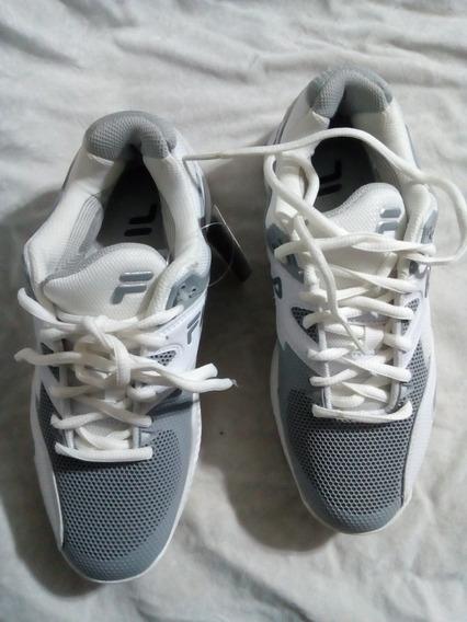 Zapatillas Fila Talle 38 Nuevas!