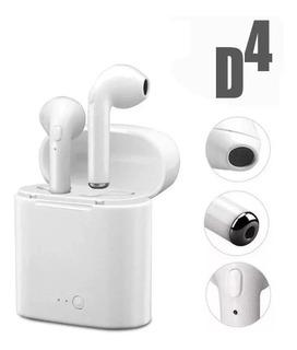 Auricular Inalambrico Kanji Harrison In Ear D4 Sp Kja-980b