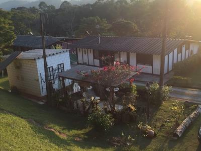 Casa Em Condomínio Fechado - Itapecerica Da Serra