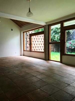 Rento Preciosa Casa En C.h. En Héroes De Padierna