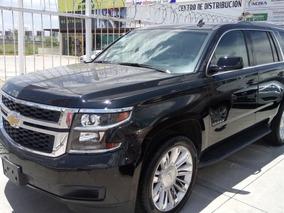 Chevrolet Tahoe 5.3 Lt Piel Cubo Mt 2016