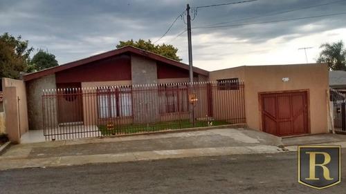 Imagem 1 de 15 de Casa Para Venda Em Guarapuava, Vila Carli, 5 Dormitórios, 1 Suíte, 4 Banheiros, 4 Vagas - Cs-0076_2-791034