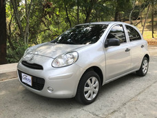 Nissan March Active Mt 2015