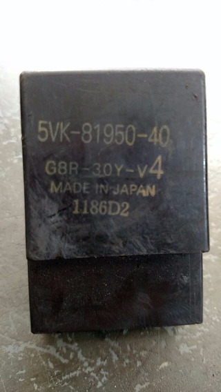 Relê 5vk-81950-40 Original Usado Yamaha