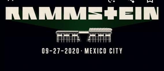 Rammstein Live México City