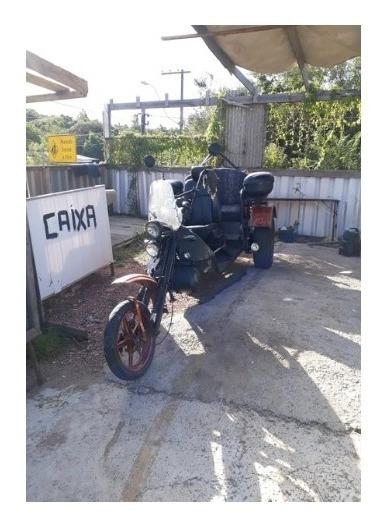Moto Triciclo Motorizado