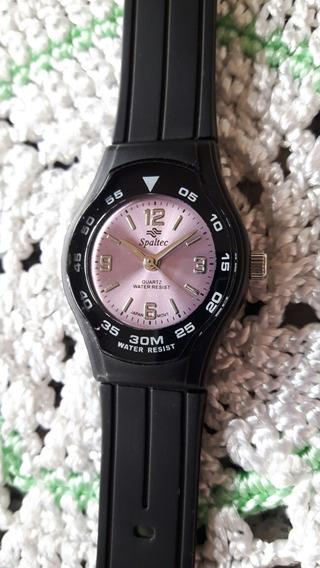 Relógio Feminino Spaltec M3397l