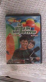 Dvd La Niña De Los Hoyitos Con Pedrito Fernández