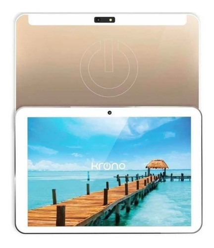 Tablet Krono Max 10 Pulgadas Doble Sim Card 3g Gps Ram 1gb