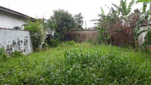 Ref: 5260) Terreno Bem Localizado - Itanhaém/sp - Regina