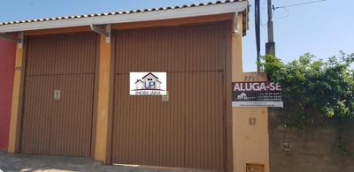 Galpão Para Alugar - 300m² - Jd Magali - Embu Das Artes - 153 - 33422238