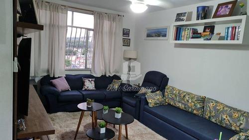 Apartamento Com 2 Dormitórios À Venda, 80 M² Por R$ 320.000,00 - Fonseca - Niterói/rj - Ap0961