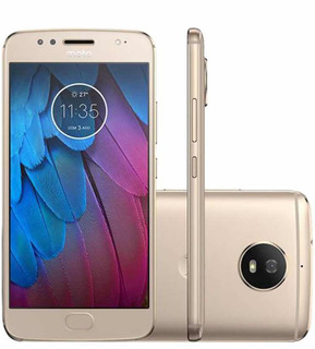 Smartphone Montorola Moto G5 Dual Chip Tela 5.2 32gb 16mpx
