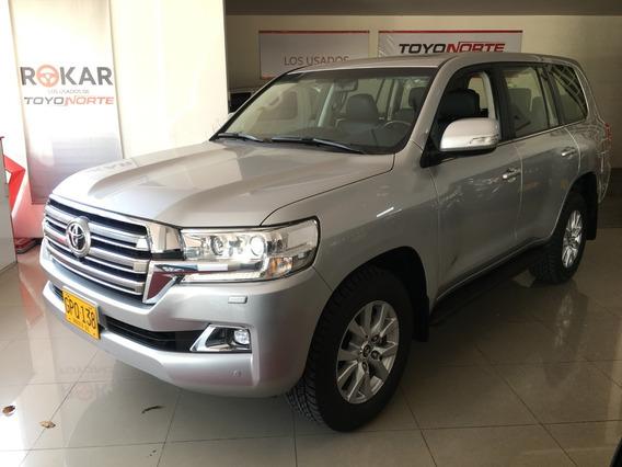 Toyota Lc200 2017 Diesel Solo 500kms!! Oportunidad