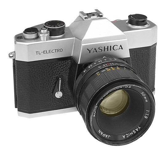 Camera Yashica Tl-electro