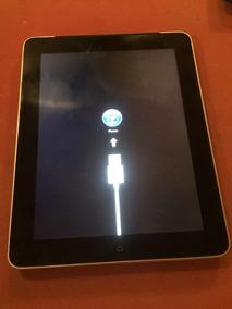 iPad 1º Geração 16gb A1337 Bateria Esgotada (não Liga)