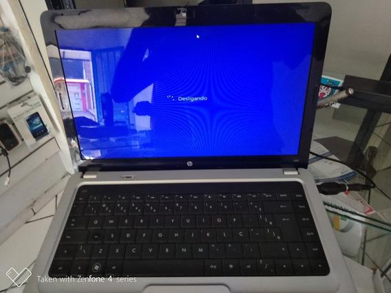 Notebook Hp G42 Core I3 Hd 500gb Mem Ram 4gb Hdmi