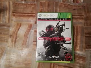 Crysis 3 Video Juego Para Xbox 360