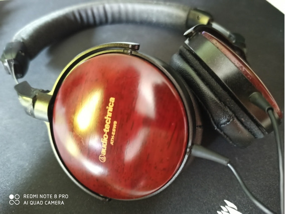 Headphone Audio Technica Ath-esw9