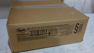 Caja De Hamburguesas Swift X109grs. 40 Unidades