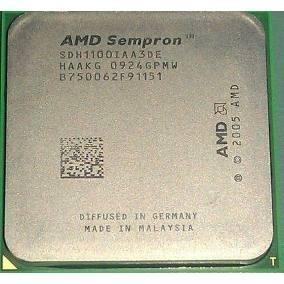 Processador Amd Sempron 64 Le-1100 1.9ghz - Sdh1100iaa3de