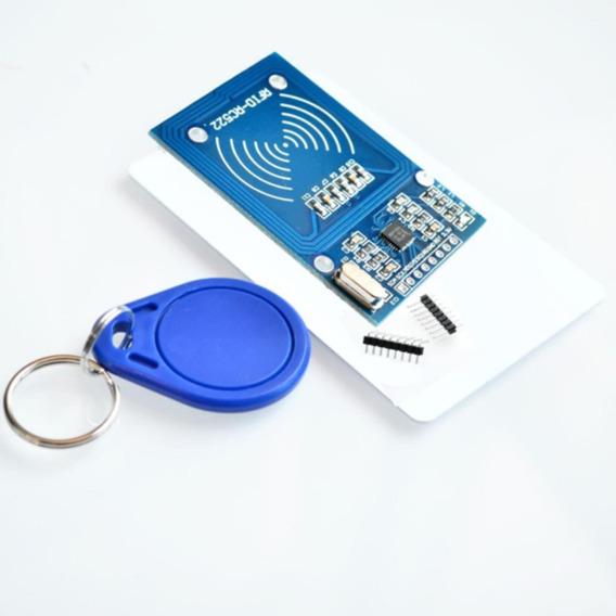 Rfid Arduino Rc522 Mfrc522 + Cartão E Tag Arduino