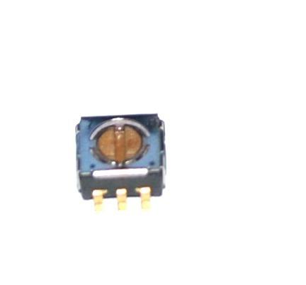 Interruptor Rotativo Para Transmissor Shure Sp3t U1 155a09
