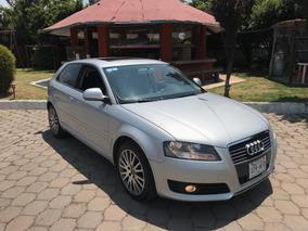 Audi A3 1.8l 4 Cilindros Turbo Automatico Deportivo Cuidado