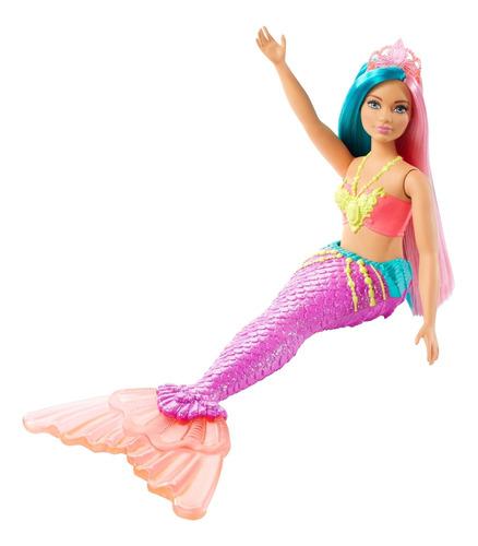 Imagen 1 de 5 de Barbie Dreamtopia, Sirenas Dreamtopia