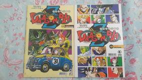 Dragon Ball Z Mangá Volumes 31 E 32