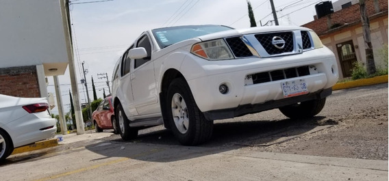 Nissan Pathfinder Se Tela Comfort 4x2 At 2006