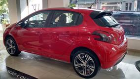 Peugeot 208 Gt 1.6 Thp 0km. Precios Hiper Bajos!
