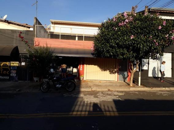 Casa Residencial À Venda, Parque Residencial Vila União, Campinas. - Ca0264