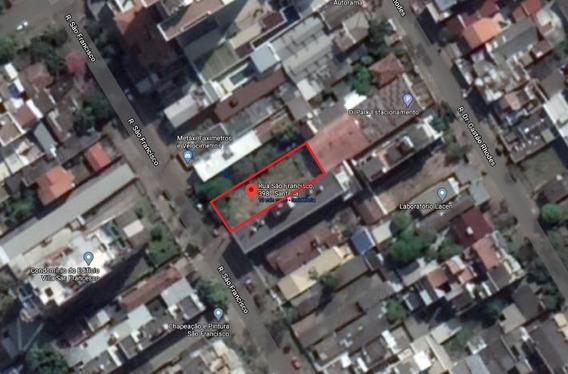 Excelente Terreno Localizado Próximo À Avenida Ipiranga