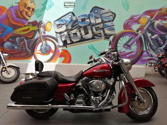 Harley-davidson 1450 Roadking 2004 Titulo Limpio Checala!!