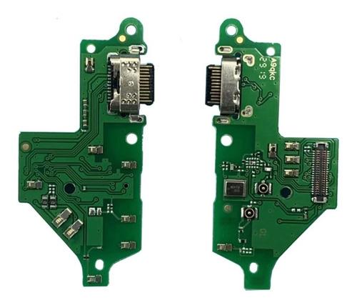 Placa Flex Pin Usb Carga Mic Motorola Moto One Vision