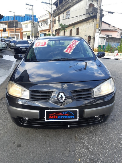 Renault Megane 1.6 Dynamique Hi-flex 4p 2009