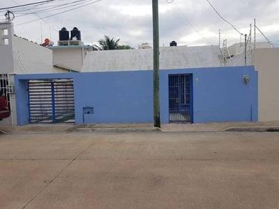 Se Renta Casa De Un Nivel En Fracc. Justo Sierra