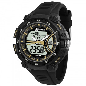 Relógio Xgames Xmppa258 Pxpx Preto Masc - Refinado