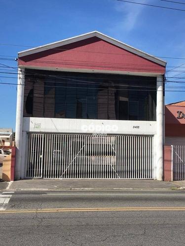 Imagem 1 de 23 de Prédio Comercial 7 Salas 320 M² Por R$ 6.000/mês - Vila Galvão - Guarulhos/sp - Pr0080