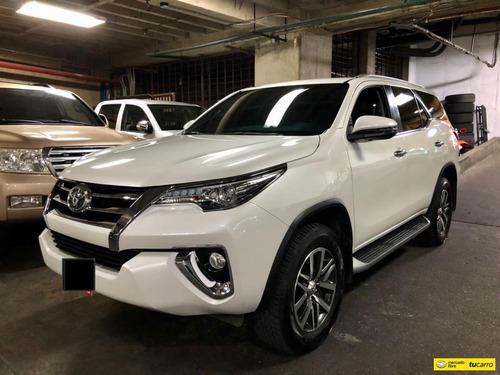Toyota Fortuner Srx 4x4