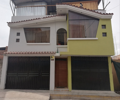 Se Vende Acogedora Casa En Alto Selva Alegre
