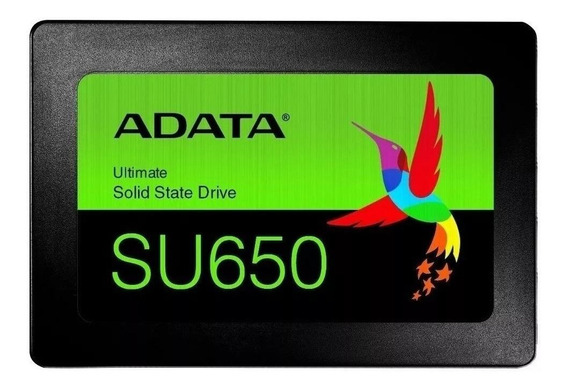 Disco sólido interno Adata Ultimate SU650 ASU650SS-960GT-R 960GB