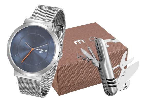 Relógio Mondaine Masculino 53592gomgne3