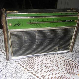 Radio Antiguo Noblex Carina