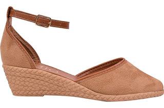 Sapatilha Sapato Feminina Chiquiteira Chiqui/5010