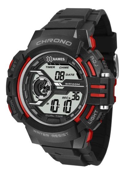 Relógio Xgames Chrono Digital Esportivo Original Nf Garantia
