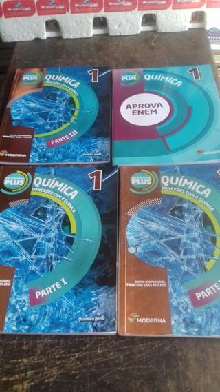Moderna Plus Quimica 1/2015/do Aluno