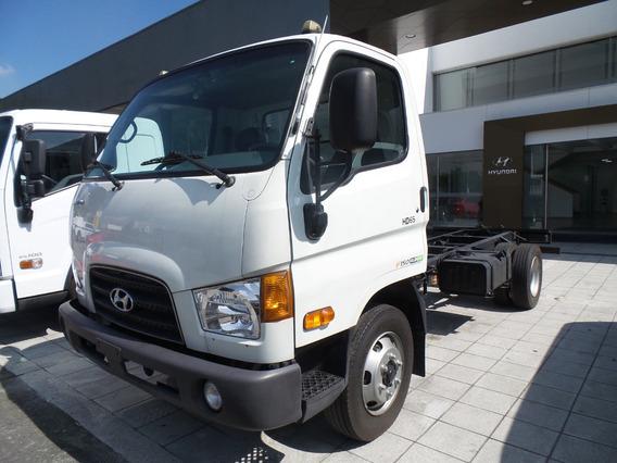 Hyundai Chasis Cabinado Hd65